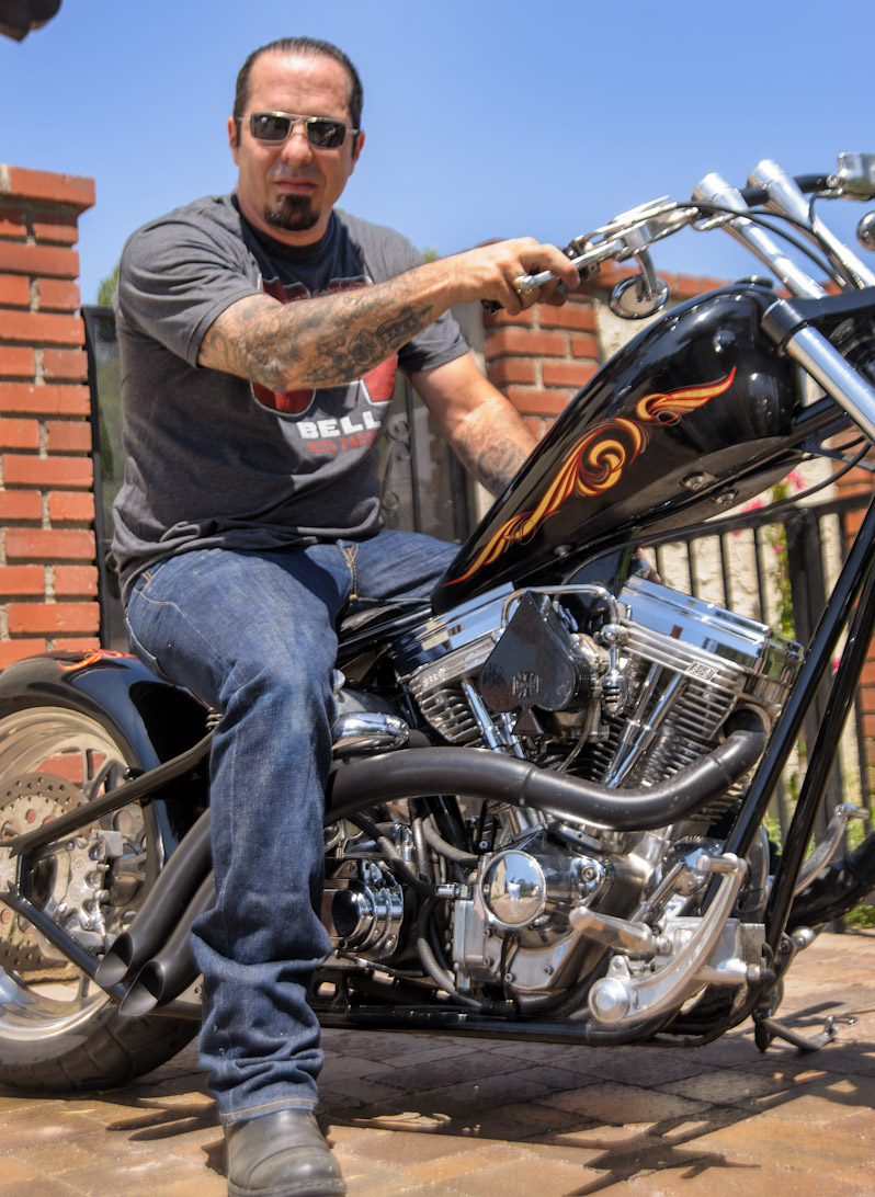 The Art And Motorcycles Of Corey Miller