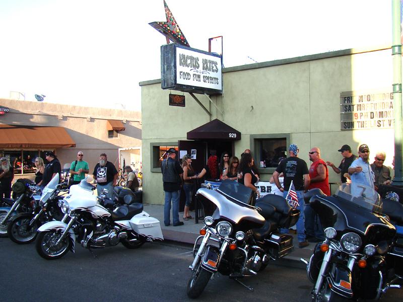 Arizona S Thunder Valley Rally Is A Community Rumble