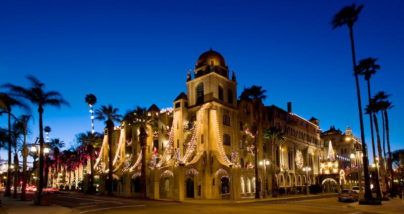 They purchased and reopened it along with the u201cFestival of Lightsu201d tradition in 1992 after a $55 million reinvention. & FESTIVAL OF LIGHTS AT THE MISSION INN: Riverside Ca. - BIKERS ... azcodes.com