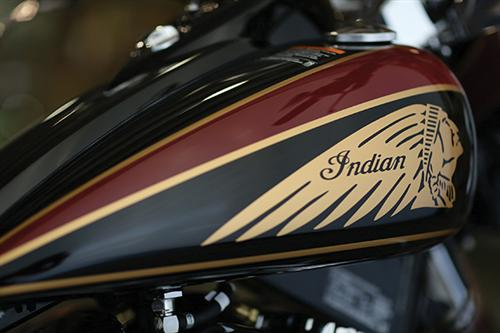 Don't miss the very limited edition Indians for 2013.