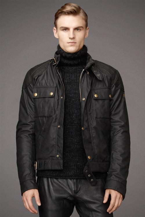 The New Belstaff Jackets Motorcycle Line