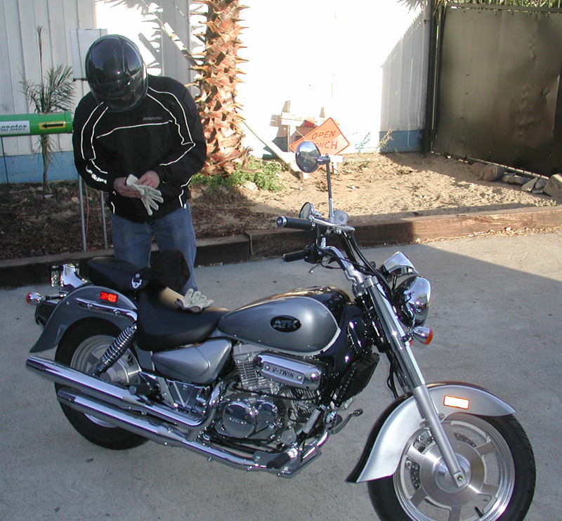 atk meets saddlemen bikers choppers motorcycle magazine motorcycle performance motorcycles. Black Bedroom Furniture Sets. Home Design Ideas