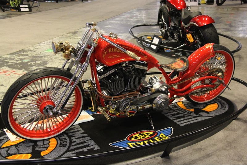 J Amp P Cycles Ultimate Builder Show In Chicago Il