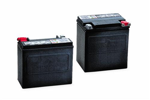 Genuine Harley Davidson Agm Replacement Batteries