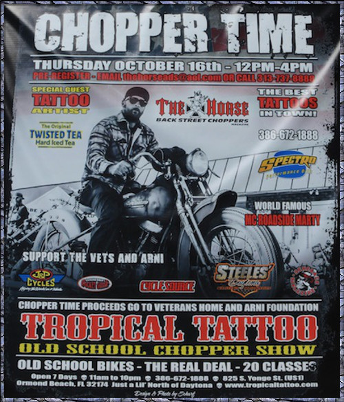 Biketoberfest Bike Show