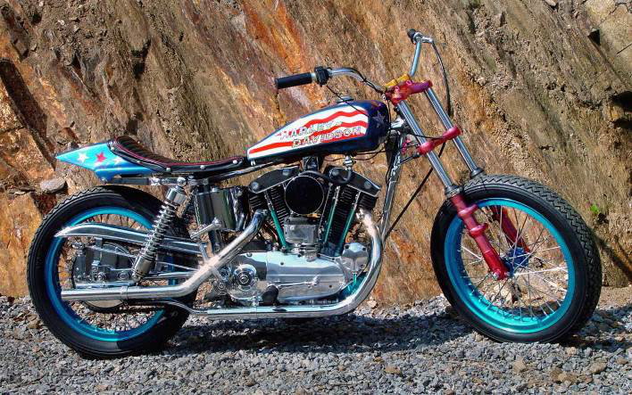 Evel Knievel S 1976 Harley Davidson Xl1000 Motorcycle: Evel Knievel Blasts Off On The Big Screen