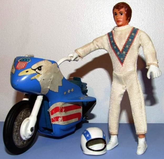 evel knievel blasts off on the big screen. Black Bedroom Furniture Sets. Home Design Ideas