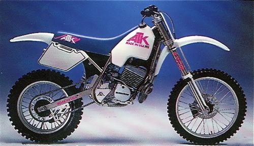 Classic American Made ATK dirt bike. The only American made dirt bikes for years.