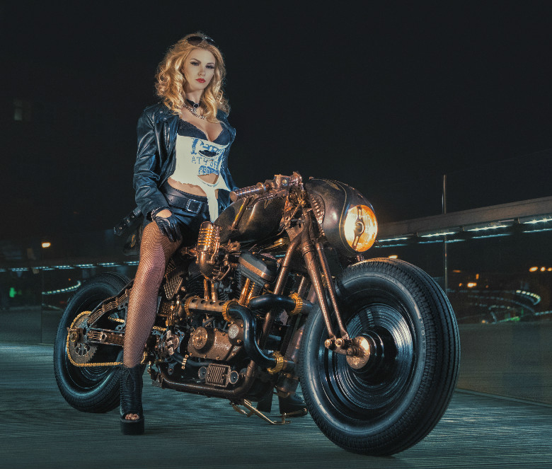 Copper Derby Cover : Hard rock cafÉ sporty by game over cycles