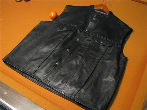 Check the 5-Ball Racing Flat Out Vest. Super clean. Click for action.