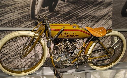 Harley Vs Indian Special Petersen Museum Exhibit