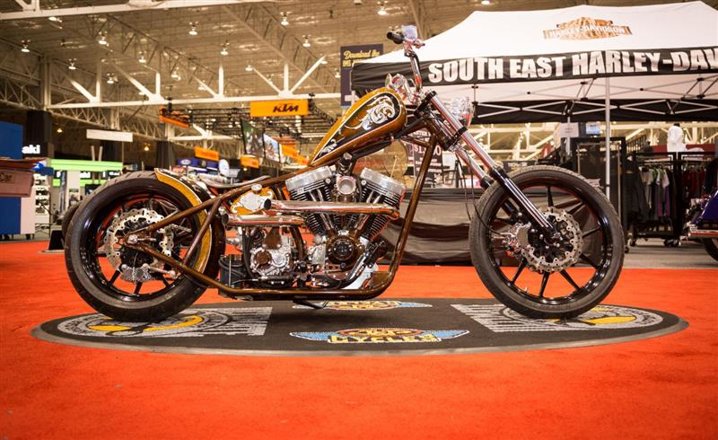 Ultimate Builder Custom Bike Show 2018 Ohio Show