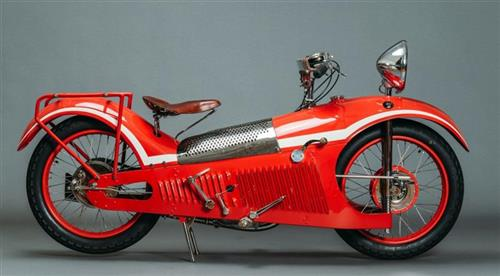 Majestic c.1929Collection: Bobby Haas and Haas Moto Museum© Haas Moto Galleries LLC. Photographer: Grant Schwingle