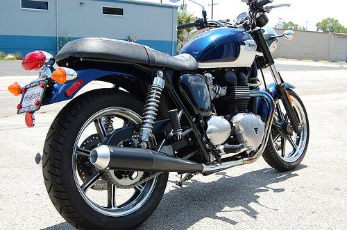 Harley-davidson xr1200 - perfect photo