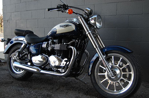 DD Builds Pipes For Triumph Motorcycles New And Old