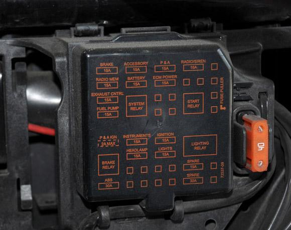 baker drivetrain reverse install with d d exhaust tech tips rh bikernet com AC Fuse Box Kia Fuse Box