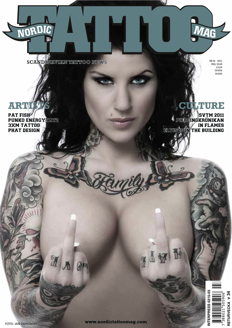 THE SHERIFF'S NEW TATTOO MAG--