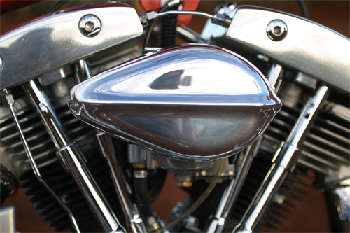 Goodson Air Cleaner : Choppers only best of show bobber