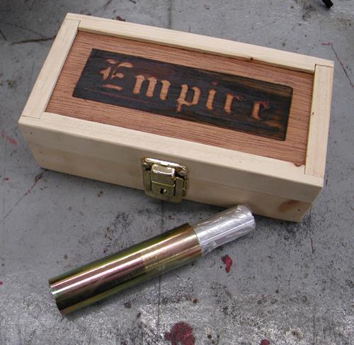 34 empire twist grip