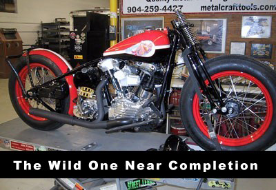 Hank Young Choppers Roadmax Hank Young