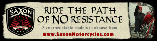 saxon banner