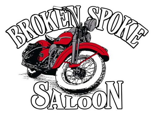 broken spoke outline