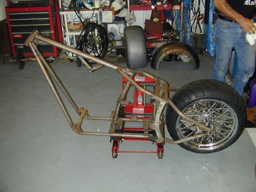 Makin Custom Wheel Spacers Bikernet Tech Tip