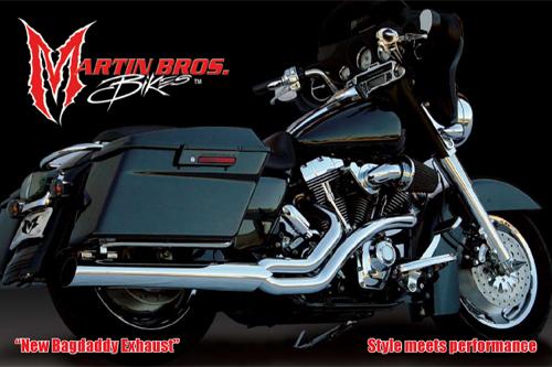 martin bros bike