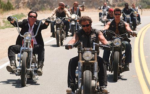 Hell Ride gang