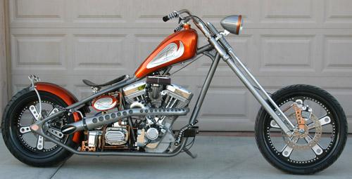 Mega galeria de motos custom