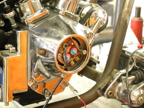 PhotoID3647 the amazing shrunken fxr project part 4 bikers, choppers Simple Harley Wiring Diagram at bakdesigns.co