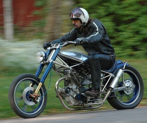 Metric bike