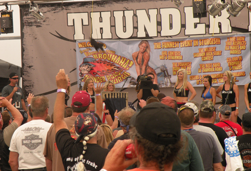 Thunder Dome Stage