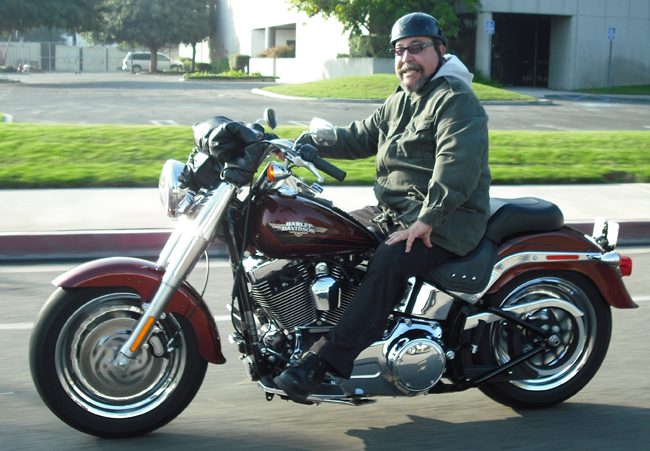2009 Harley-Davidson Fatboy Tested