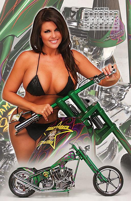 bikes and girls wallpapers. wallpaper Custom Bike Shootout