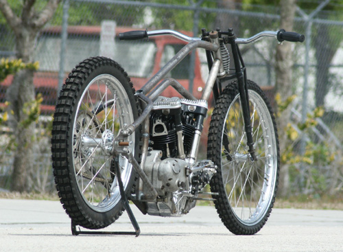 Billy Lane Custom Bikes