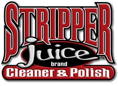 Stripper Juice Logo #29CEE7