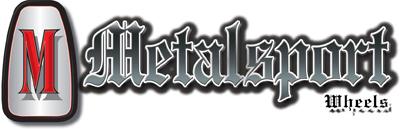 Metalsportbanner