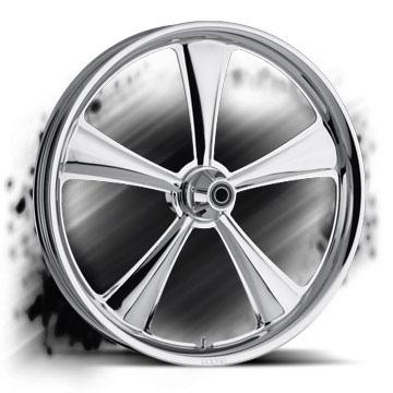 Nitrous wheels