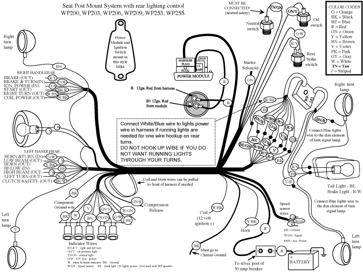 harley davidson road king wiring diagrams  harley  free