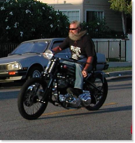 deacon riding 500