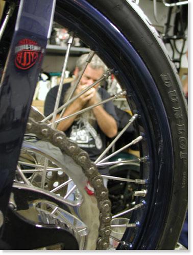deacon thru wheel 500