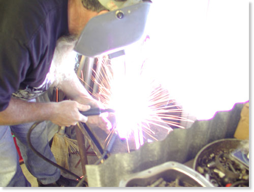 welding 500