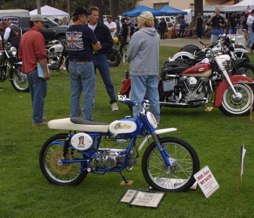Vintage Motorcycle Weekend Bikers Choppers Motorcycle
